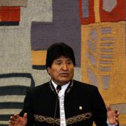 Evo Morales tenta um quarto mandato presidencial na Bolívia