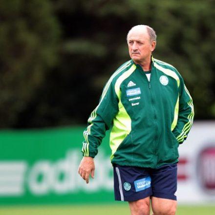 Felipão é o novo técnico do Palmeiras