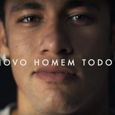 Com comercial, Neymar repete estratégia em novo momento crítico da carreira