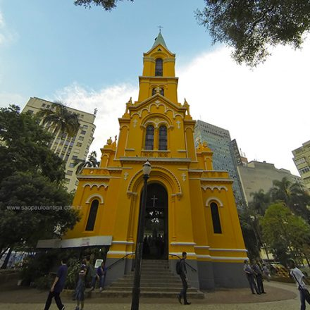 Igreja no Paissandu volta a ter celebração de missas