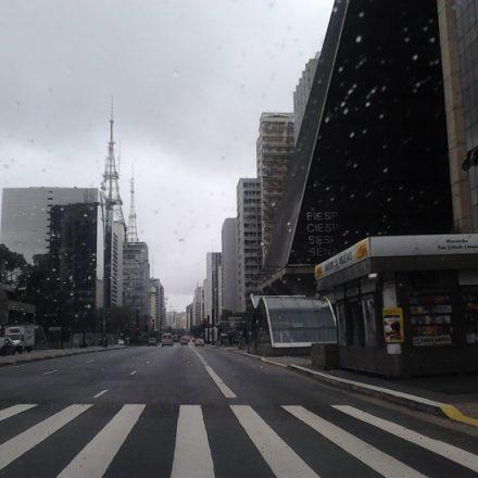 Última semana do inverno terá sol e pancada de chuva