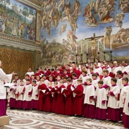 Vaticano diz que Coral da Capela Sistina está sob investigação