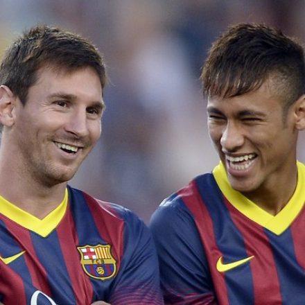Messi fala sobre possível volta de Neymar ao Barcelona e sobre Bola de Ouro e CR7