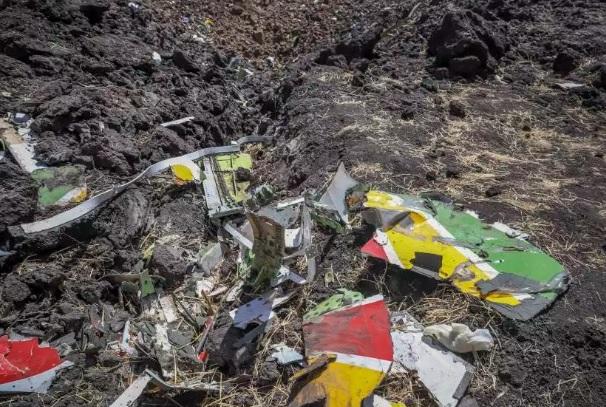 Etiópia confirma 157 mortes por queda de avião