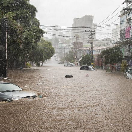 Chuva eleva em 310% número de mortes em São Paulo