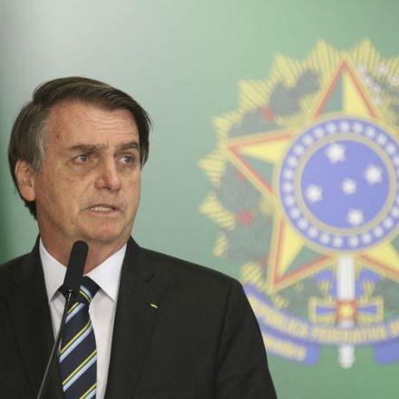 Bolsonaro janta hoje com embaixadores de países muçulmanos