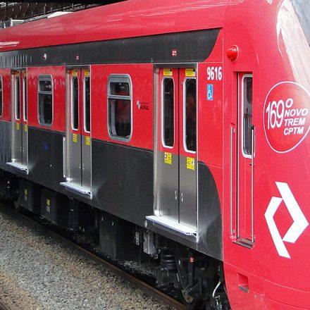CPTM conclui entrega dos novos trens para a Linha 7-Rubi
