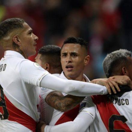 Peru vence Chile e chega à final da Copa América depois de 44 anos