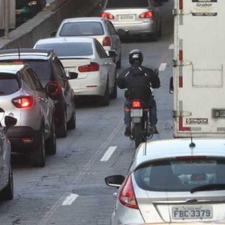 Mortes no trânsito têm alta de 13,5%