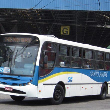 Consórcio renovará sua frota de ônibus em Santo André