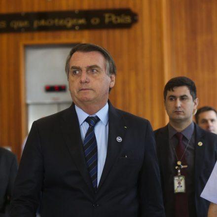 Bolsonaro visita hoje projeto de irrigação no litoral do Piauí.