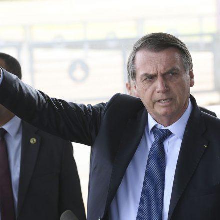 Bolsonaro diz que vai vetar 9 pontos do projeto de abuso de autoridade.