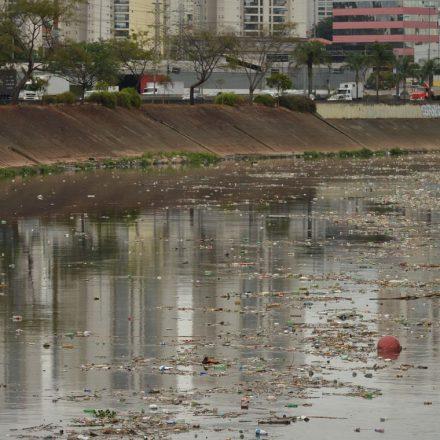 Trecho morto do Tietê aumenta 33% e está com 163 quilômetros