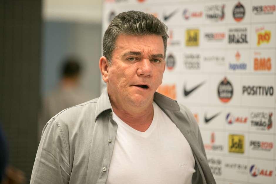 """Andrés cobra atitude do Corinthians: """"Acabou a paciência"""""""