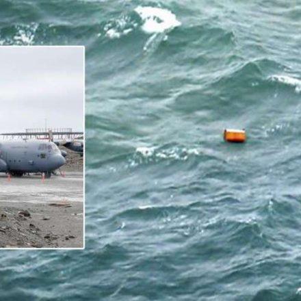 Chile descarta possibilidade de sobrevivente em queda de avião militar