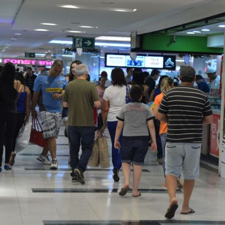 Shoppings registram crescimento de 9,5% em vendas de Natal, diz Alshop