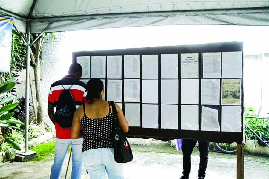 Taboão da Serra oferece 224 vagas de emprego no Espaço do Trabalhador