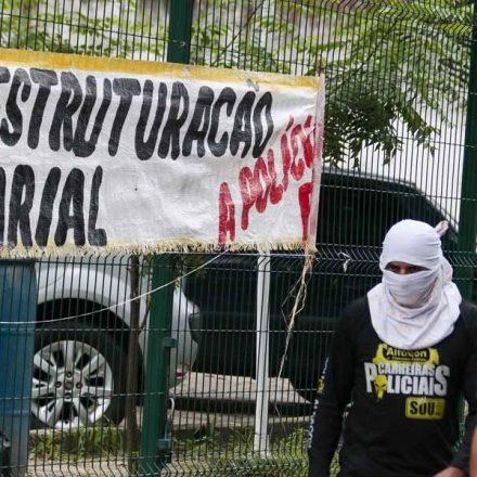 Homicídios no Ceará chegam a 170 durante paralisação dos policiais militares