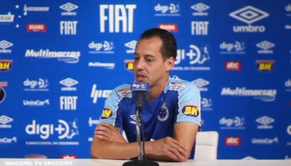 Rodriguinho e Cruzeiro chegam a acordo e acertam rescisão