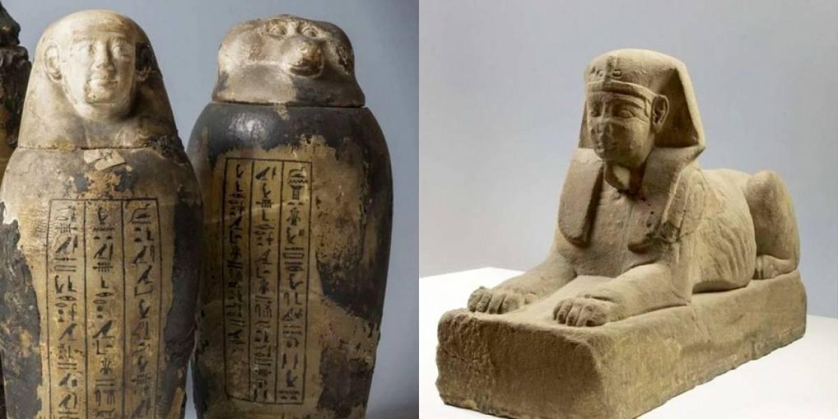 Exposição gratuita leva 140 artefatos do Egito Antigo ao CCBB em São Paulo