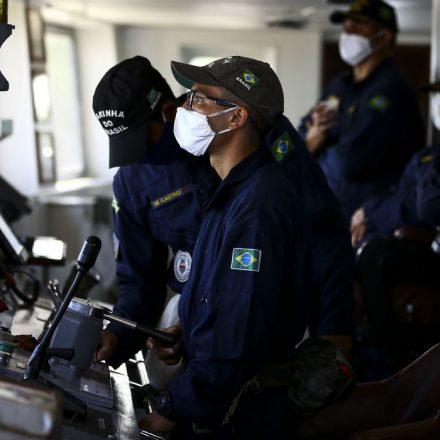 Marinha vai levar 16 mil cestas básicas para a Ilha de Marajó