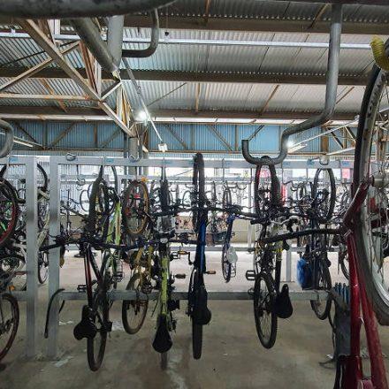 Bicicletários da CPTM voltaram a funcionar normalmente em SP