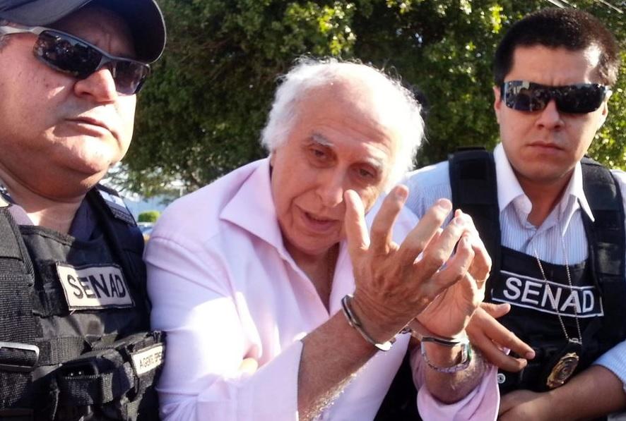 Médico Abdelmassih é transferido para hospital penitenciário