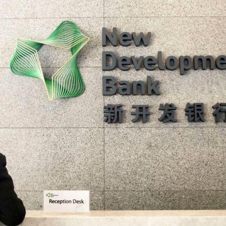 Banco do Brics transferirá US$ 3 bi a Brasil em até três meses