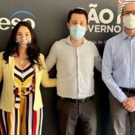 Priscila Gambale confirma instalação do Poupatempo em Ferraz de Vasconcelos