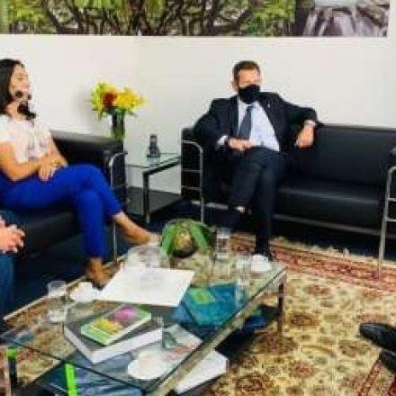 Eleita, Priscila Gambale já articula verbas para Ferraz de Vasconcelos