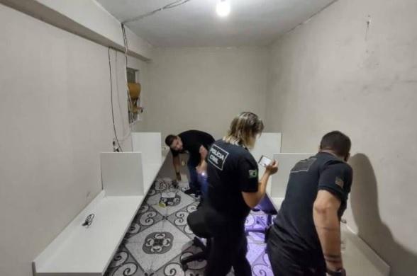 Polícia prende 14 suspeitos de aplicar o 'golpe do motoboy'
