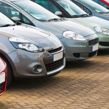 Venda de veículos teve queda de 7,5% em abril