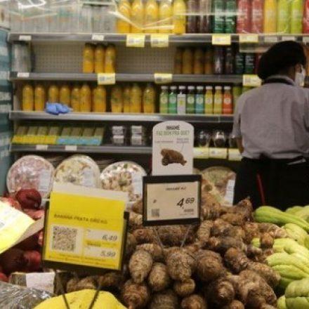 Preço da cesta básica sobe em 15 capitais segundo DIEESE