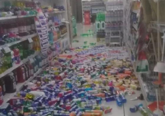 Terremoto de magnitude 6,4 atinge a Argentina