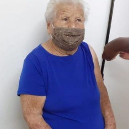 UBSs também começam a vacinar idosos entre 80 e 84 anos