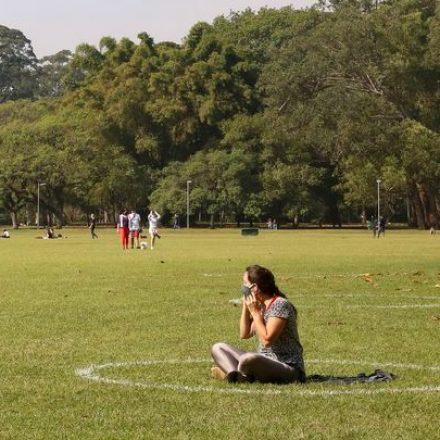 São Paulo reabre parques, restaurantes e academias neste sábado