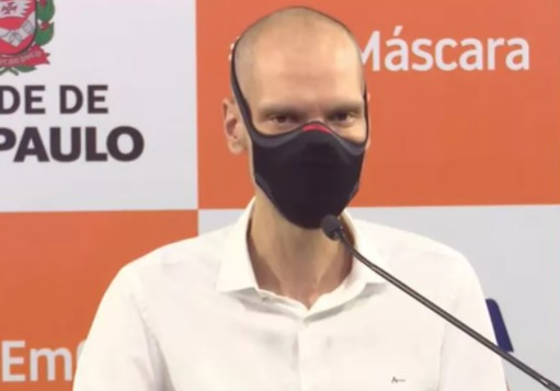 Bruno Covas segue internado na UTI por conta do câncer