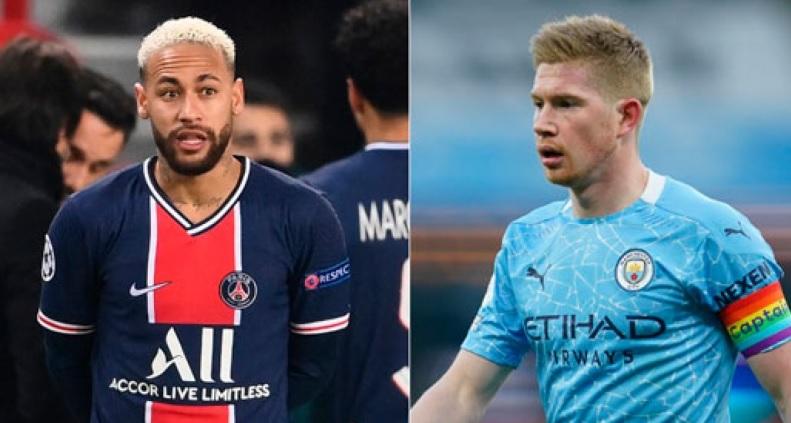 Manchester City e PSG se enfrentarão, hoje, por final da Champions League
