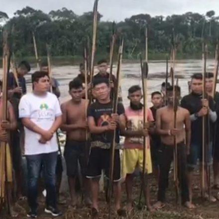 Garimpeiros atiraram contra Policiais Federais em área indígena de Roraima