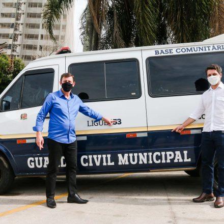 Prefeitura de São Bernardo anuncia aquisição de cinco bases móveis para a Guarda Civil Municipal