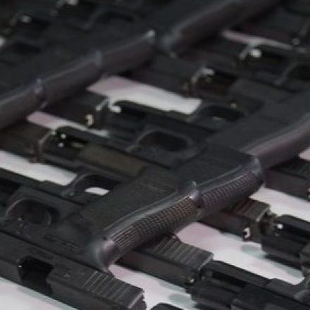 Empresas de segurança perderam mais de duas mil armas desde 2017
