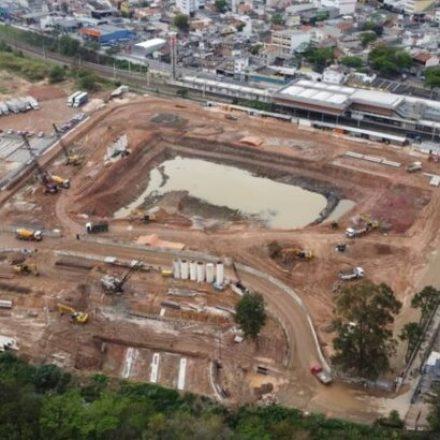 Barueri terá piscinão com profundidade equivalente a prédio de 7 andares