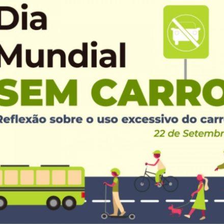 Cidade Mirim Ayrton Senna promove ação para o Dia Mundial Sem Carro