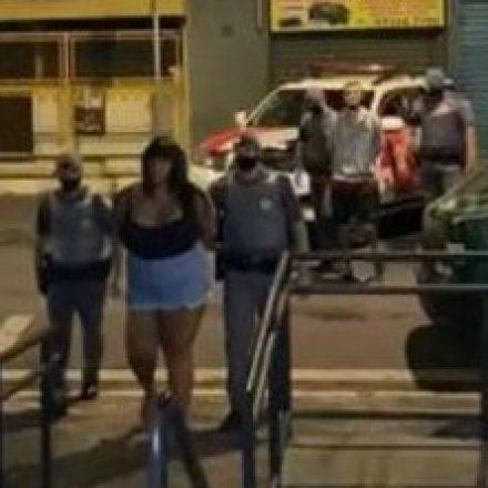 Polícia prende suspeitos de assaltar homem no centro histórico de SP