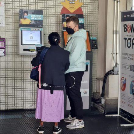 Bilheterias das estações Belém e Granja Julieta são desativadas nesta sexta